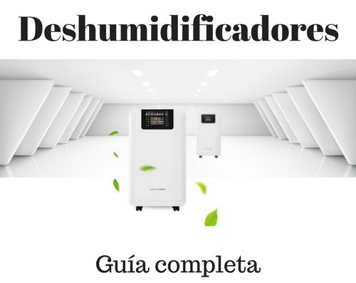 deshumidificadores